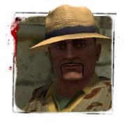 Охранник Дельгадо