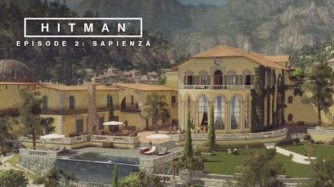 HITMAN - Episode 2 Sapienza Launch Trailer DE