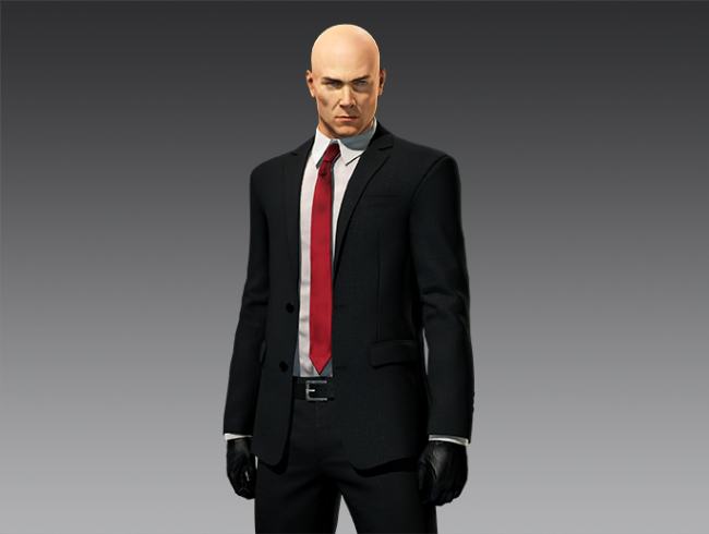 47 S Signature Suit With Gloves Hitman Wiki Fandom