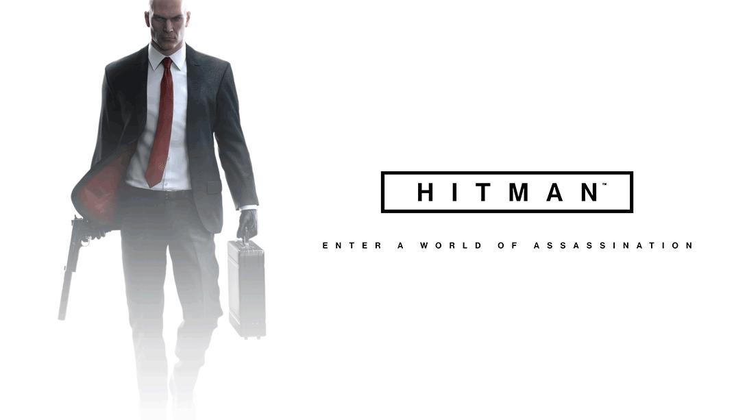 Hitman 2016 Logo