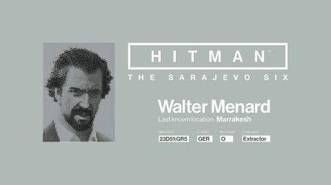 HITMAN - The Sarajevo Six (Target 3 The Extractor)