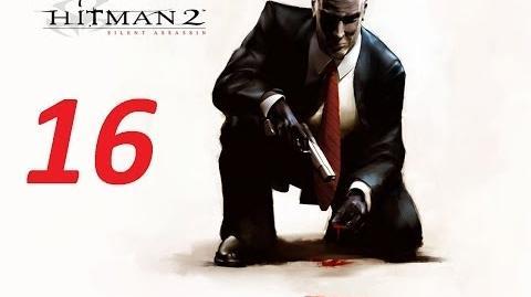 Hitman 2 Silent Assassin прохождение серия 16 ( Туннельная крыса)
