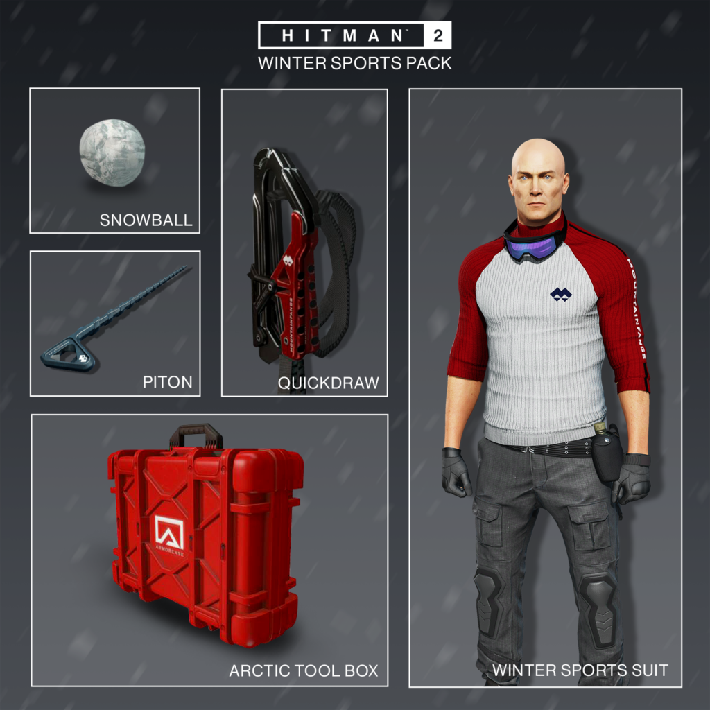Winter Sports Pack Hitman Wiki Fandom Powered By Wikia