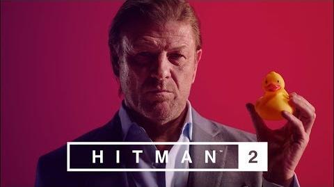 Hitman 2 – премьерный трейлер