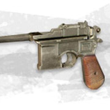 Wwi Pistol Hitman Wiki Fandom