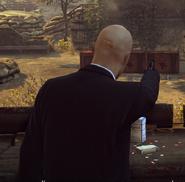 JAGD P22G Агентства неприцельная стрельба