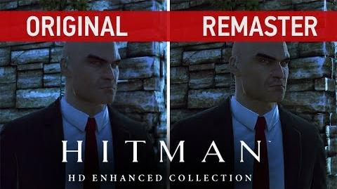Hitman HD Enhanced Collection Comparison - Original vs