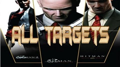 Hitman-All targets being killed - Hitman 2 Silent Assassin , Hitman Contracts and Hitman Blood Money