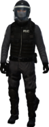 Chicago SWAT Officer