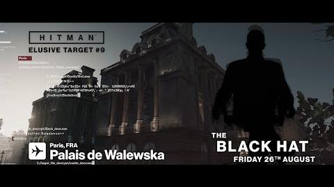 HITMAN Elusive Target 9 The Black Hat-0