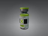 Emetic Poison Vial