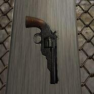 Револьвер в убежище