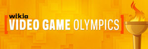 Wikia Video Game Olympics - Header