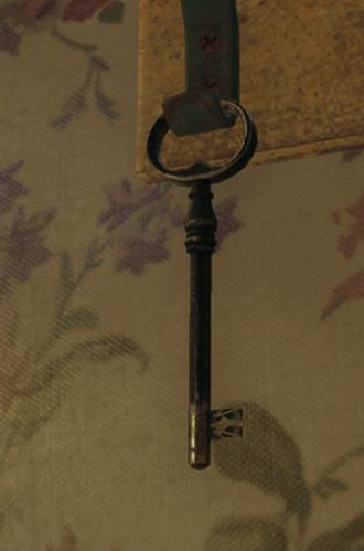 Ключ от гаража