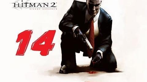 Hitman 2 Silent Assassin прохождение серия 14 (Убийство на базаре)