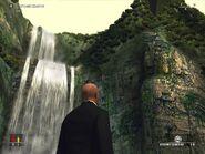 HitmanBloodMoney Delgado Cliffside