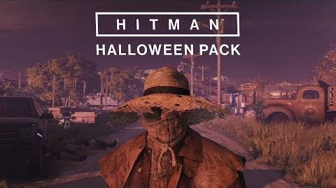 HITMAN Halloween Pack