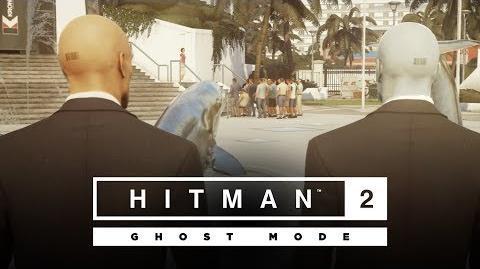 HITMAN™ 2 — Режим призрака-1