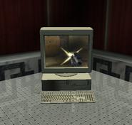 M4 на экране компьютера