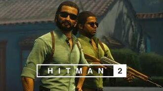Hitman 2 – трейлер «Колумбия»-3