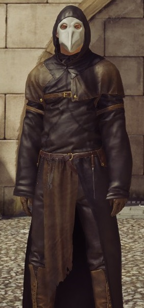 Plague Doctor Outfit Hitman Wiki Fandom Powered By Wikia