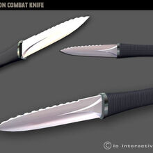 Pentagon Knife Hitman Wiki Fandom