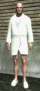 Patient's Robes Disguise