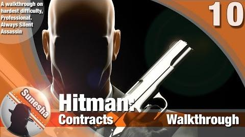 Hitman- Contracts - Mission 10