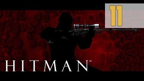 Hitman- Codename 47 -11 - Plutonium Runs Loose -Walkthrough PC HD-