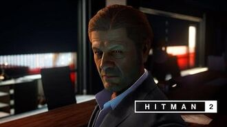 HITMAN 2 - Elusive Target Sean Bean returns as The Undying