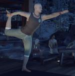 Повелитель танца (47-й - Инструктор по йоге)