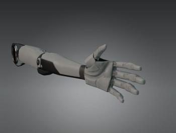 Рука андроида