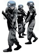 UN soldier concept-art