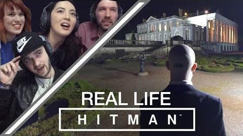 Real Life Hitman