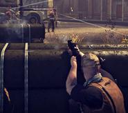 AR-15 стрельба из укрытия-2