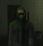 47-й - Телохранитель Фукса (Бомба Бьяркова)