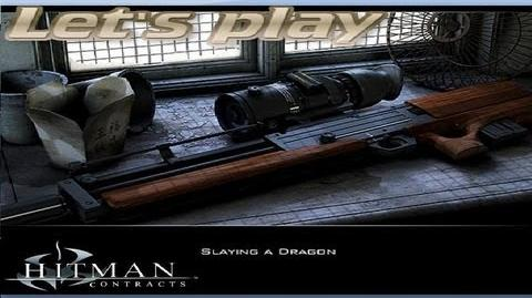 Hitman Contracts - Slaying a Dragon