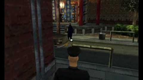 Hitman Codename 47 - Missione 2 Imboscata al ristorante Wang Fou