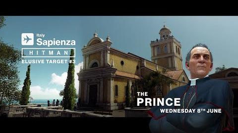 HITMAN - Elusive Target 3 - The Prince