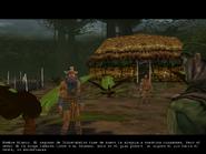 47 hablando con el jefe de la tribu