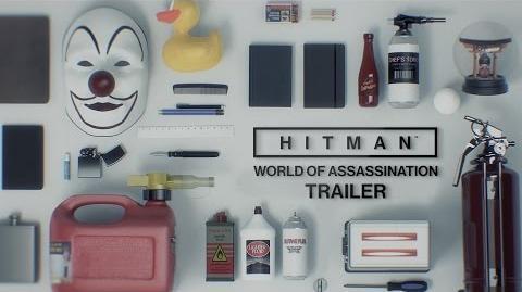 HITMAN - World of Assassination Trailer (Deutsch)