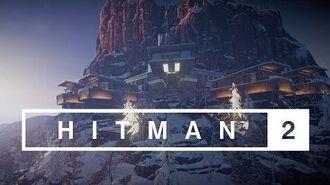 HITMAN 2 - Snow Festival Mission Briefing