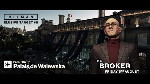 HITMAN Elusive Target 8 The Broker-0