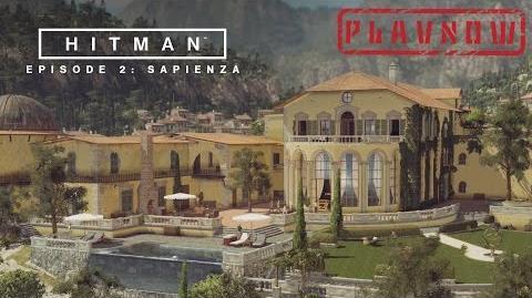 PlayNow Hitman 2016 Episode 2 Sapienza
