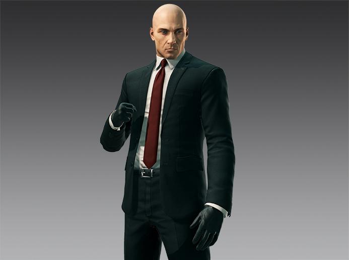Suit Hitman Wiki Fandom