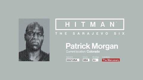 HITMAN – The Sarajevo Six (Target 5 The Mercenary)