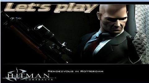 Hitman Contracts - Rendezvous in Rotterdam