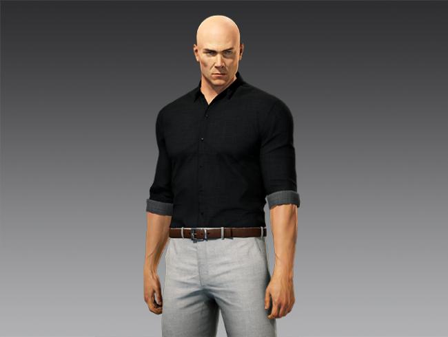 Casual Suit Hitman Wiki Fandom