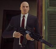 RS-15 в руках ГГ