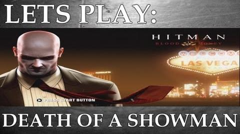 Hitman Blood Money - Death of A Showman by AuzzieGamer